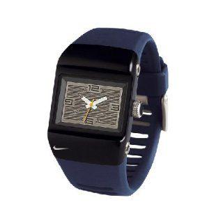 Nike Mettle Press Analog Watch   Obsidian/Gunmetal   WC0047 496 Sports & Outdoors