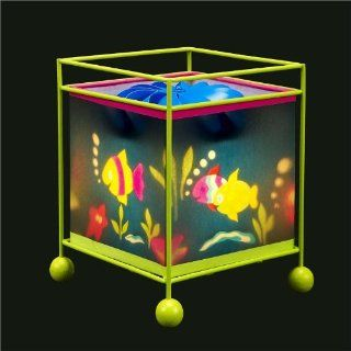 New Kids Meme Fish Design Magic Revolving Lamp KL506S