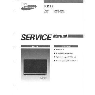 Samsung HLN507WX/XAA service manual Samsung Books