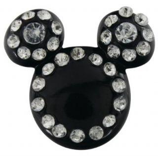 Crocs Mickey Mouse Head Jibbitz Accessories Shoes