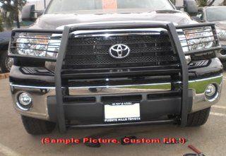 Premium Black Grille Bumper Brush Guard Bull Bar #T74858 Custom Fit 08 13 Sequoia/07 13 Tundra Automotive