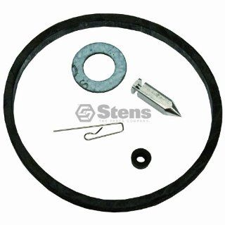 "Stens 525 265 Float Valve Kit Replaces Tecumseh 631021b, 631021, 631021A Fits models tecumseh v40, v50, v60, vm80, h30, vm100, hmsk, hssk, lev, lh, lv, oh195, ohh, ohm120 and ovrm120ayp 42"" deck with double idler pulley, husqvarna lr12, lt1538, lt120,"