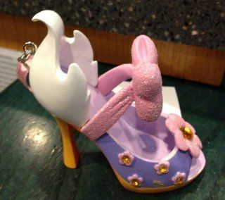 Disney Parks Daisy Duck Shoe Figurine Ornament NEW : Christmas Ornaments : Everything Else