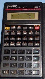 Sharp EL531D Scientific Calculator