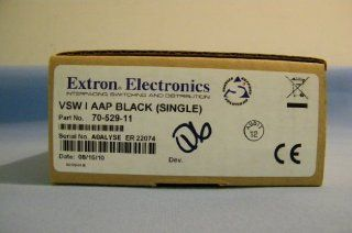 Extron VSW I AAP Black (Single) 70 529 11: Electronics