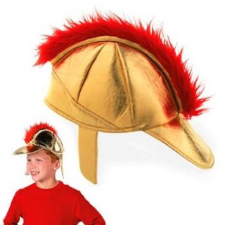 Foam Trojan Helmet (1 pc): Clothing