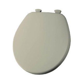 Church 540EC 006 Wood Toilet Seat with Cover, Bone