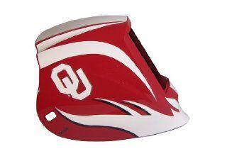 ArcOne X540V OK Oklahoma Collegiate Logo Welding Helmet with X540V Filter