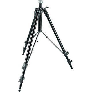 "Manfrotto 161MK2B Black Super Pro Tripod Legs (Height 17.4   105.2"", Maximum Load 44.10 lbs) (#3258)  Camera & Photo"