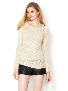 The Shaggy Textured Sweater by C.Z. FALCONER