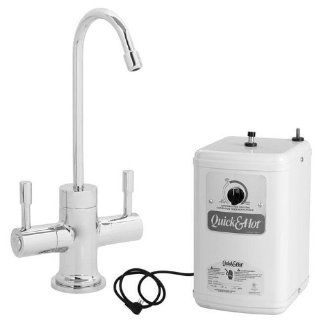 West Brass D2051H Hot/Cold Water Dispenser & Hot Tank   Touch On Kitchen Sink Faucets