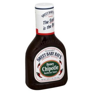 Sweet Baby Rays Honey Chipotle Barbecue Sauce 1