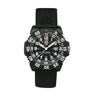 Luminox Mens EVO Navy SEAL Colormark Watch Black 427367