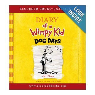 Dog Days (Diary of a Wimpy Kid, Book 4) Jeff Kinney, Ramon de Ocampo 9781440788239 Books