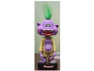 NECA Jeff Dunham  inches Peanut inches  Talking Head Knocker 1: Toys & Games
