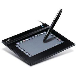 Genius G Pen F350 Ultra Slim Tablet, USB Graphics Tablet, Genius Pen Tablet