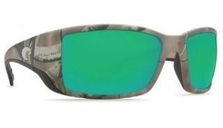 Costa Del Mar   Blackfin   Camo Frame 580 Green Mirror Glass Polarized Lenses Clothing