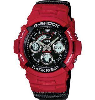 Casio Men's AW591RL 4A G Shock Ana Digi Sport Watch Casio Watches