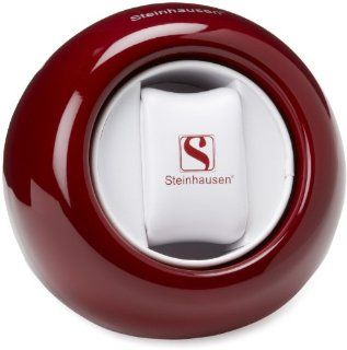 Steinhausen SM588E Desktop Cherry Watch Case: STEINHAUSEN: Watches