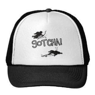 'GOTCHA' Cupid's Duel Mesh Hat