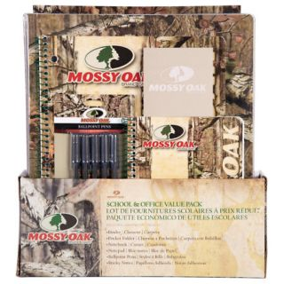 Browning Mossy Oak Infinity Camo School  Office Value Pack 703444