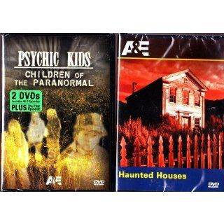 Psychic Kids Complete First Season Box Set , Haunted Houses : A&E Paranormal 2 Pack   3 Disc Collection: Movies & TV