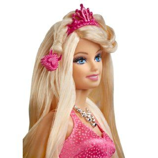 Barbie Cut N Style Princess Doll Toys & Games