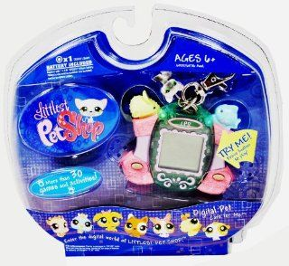 Littlest Pet Shop Digital Pet Care for Me with More Than 30 Games and Activities Plus Clips for the On the Go Fun   SIAMESE CAT Toys & Games