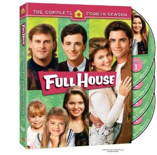 Full House: Season 4: John Stamos, Bob Saget, Dave Coulier, Candace Cameron Bure, Jodie Sweetin, Mary Kate Olsen: Movies & TV