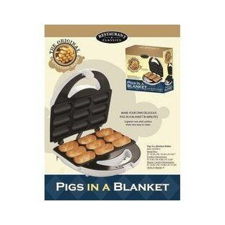Smart Planet   Pigs In A Blanket Maker (Cases of 12 items) Home & Kitchen