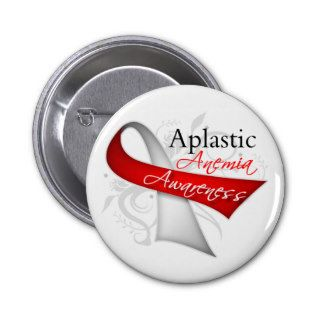 Aplastic Anemia Awareness Ribbon Pins