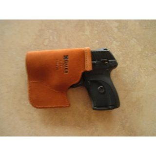 Galco Pocket Protector Holster (Natural), Ruger LC9, Ambidextrous  Airsoft Holsters  Sports & Outdoors