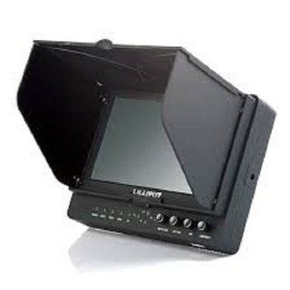 tHIS MONITOR Has HD SDI FUNCTION / Professional LILLIPUT 7'' 665GL 70NP / H / Y / S Color TFT LCD Monitor With HDMI, YPbPr, AV, HD SDI Input HDMI , HD SDI Output / With F 970 & QM91D Battery Plate + Sun Shade Cover + Free Hot shoe Mount/ 4 NEW