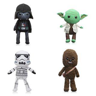 Star Wars Rag Doll Plush