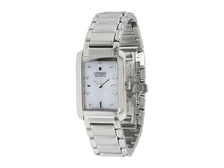 Citizen Watches Ex1070 50d Eco Drive Palidoro Watch Stainless Steel