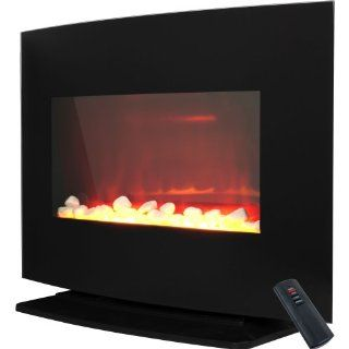 ProLectrix 80 4998 Windsor Wall Mounted or Free Standing Electric Fireplace: Home Improvement