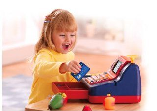 Learning Resources Teaching Cash Register (Frustration Free Packaging item): Toys & Games