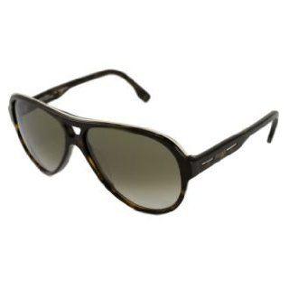 EMILIO PUCCI Sunglasses EP682S 215 Tortoise 55MM: Clothing
