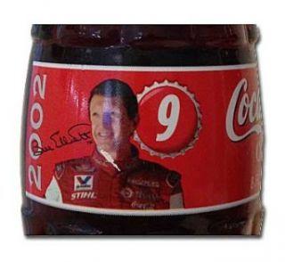 Bill Elliott 9 2002 NASCAR Coca Cola Racing Family Bottle Entertainment Collectibles