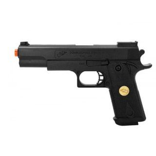 Double Eagle P169 Airsoft Gun Spring Pistol 220 FPS  Airsoft Rifles  Sports & Outdoors