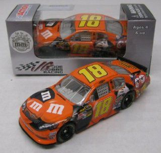 Action Racing Collectibles Kyle Busch '12 M&M's Halloween #18 Camry, 164  Sports Fan Toy Vehicles  Sports & Outdoors