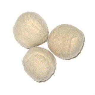 Wool Ball Cat Toy (Pack of 3) : Pet Toy Balls : Pet Supplies