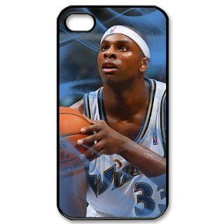 iphone4/4S back cover with Charlotte Bobcats Brendan Haywood graphic image: Cell Phones & Accessories