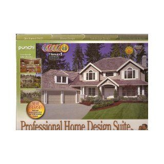 Professional Home Design Suite Version 10 (User Manual, 3Cds, Home Plan Idea Book   Windows 98, 2000, NT, ME, XP & Higher) Unknown Books