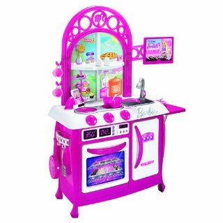 Barbie Gourmet Kitchen Toys & Games