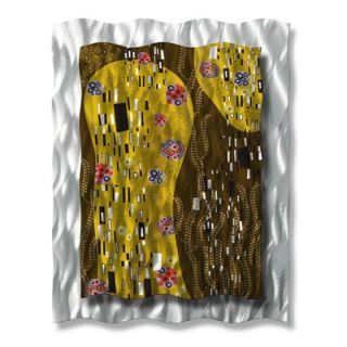 All My Walls After Klimt Modern Wall Art   39 x 30.5