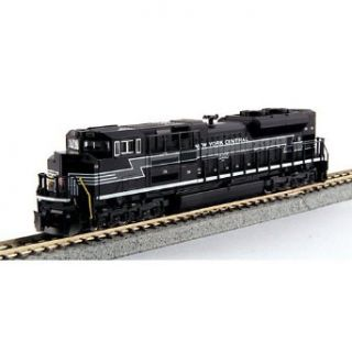 Kato USA Model Train Products EMD SD70ACe Norfolk Southern Heritage Locomotive #1066, New York Central Paint: Toys & Games