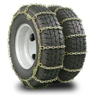 Tire Chains   Pewag Dual w/ Square Links & Side Cam for 22.5'' Wheels   Pair Automotive