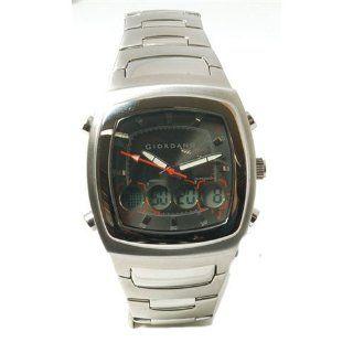 GIORDANO 1125 11 Gents Ana Digi Bracelet Strap Watch Watches