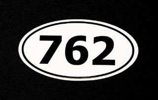 7.62mm Pro Gun Decal/Window Sticker: Sports & Outdoors